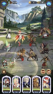 AFK Arena Mod APK – [Unlimited Diamonds, Heroes, & Free Cards] 8