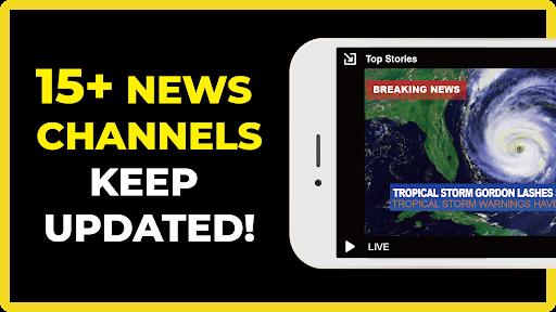 Foto do FREECABLE© TV App: Shows, News