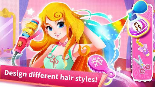 Princess Makeup: Snow Ball 8.52.00.01 screenshots 8