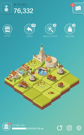 Age of 2048u2122: Civilization City Merge Games  screenshots 12