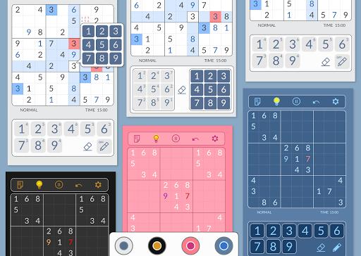 SUDOKU - Free Games 1.2.617 screenshots 10