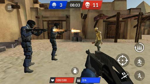 Zombie Top - Online Shooter 130 screenshots 6