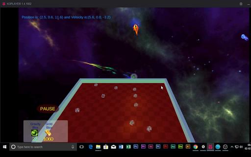 ud83cudf0c Golden Galaxy ud83dudcab Interstellar Sandbox Puzzle ud83cudfa1 goodtube screenshots 1
