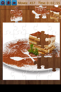 Desserts Jigsaw Puzzles Screenshot