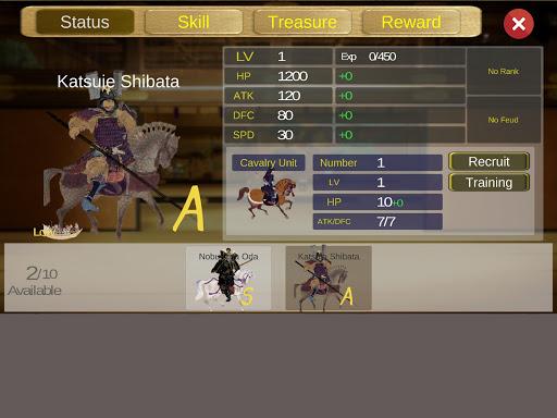 The Samurai Warsu3010Samurai Real Portraitu3011  screenshots 8