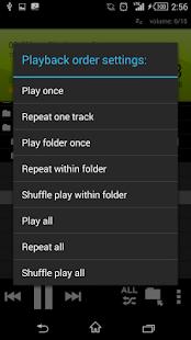 Lisna Music Folder Tree Player