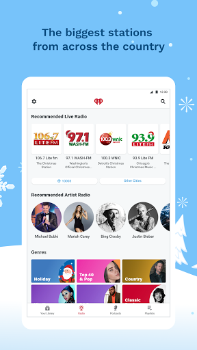 iHeartRadio: Radio, Podcasts & Music On Demand 9.26.0 Screenshots 11
