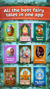 Fairy Tales ~ Children's Books, Stories and Games 2