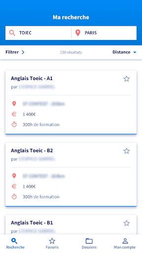 Mon compte formation 6.8.0 Screenshots 3