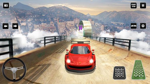 Ramp Cars stunt racing 2020: 3D Mega stunts Games  screenshots 11