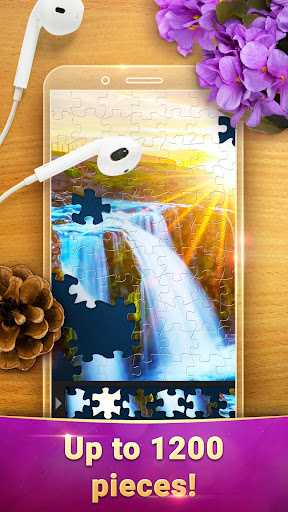 Magic Jigsaw Puzzles - Puzzle Games 6.2.5 Screenshots 4