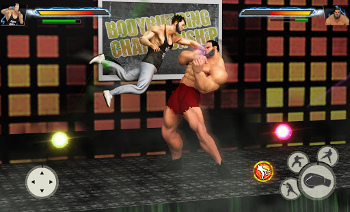 GYM Fighting Games: Bodybuilder Trainer Fight PRO 1.3.7 screenshots 5