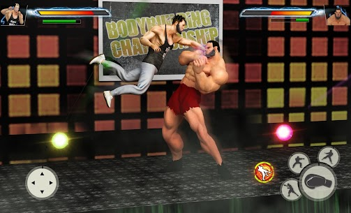 GYM Fighting Game: Bodybuilder Trainer Fight PRO [Mod Version] 5