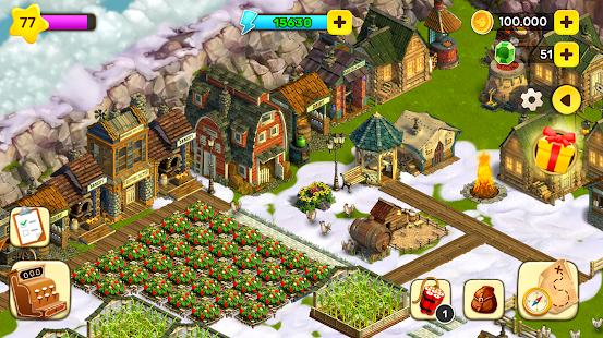 Klondike Adventures Screenshot