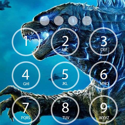 Baixar Godzilla Wallpapers Lock Screen-King vs Godzilla para Android