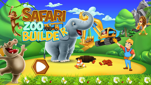 Safari Zoo Builder: Animal House Designer & Maker 1.0.7 screenshots 1