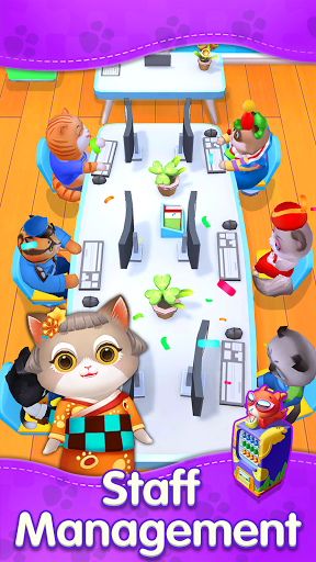 Cats Dreamland:  Free Match 3 Puzzle Game apkpoly screenshots 4