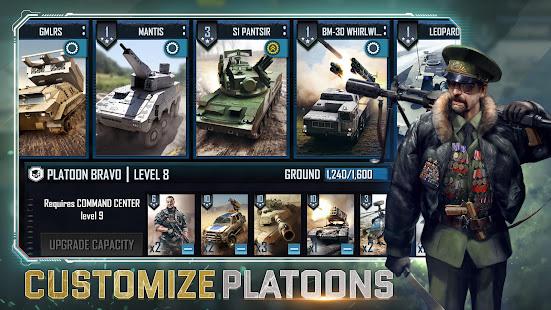 War Commander: Rogue Assault 5.8.1 Screenshots 4
