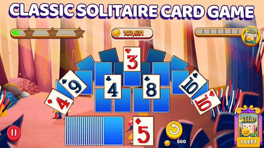 Solitaire TriPeaks - Play Free Card - Solitairians