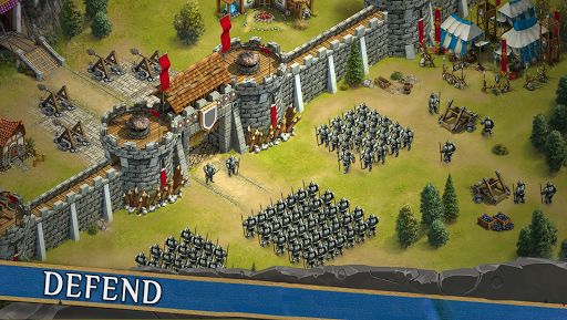 CITADELS ud83cudff0  Medieval War Strategy with PVP 18.0.19 screenshots 2