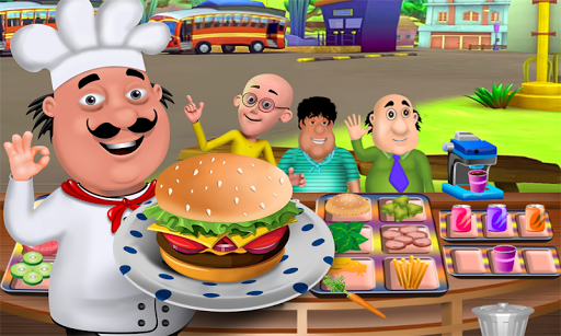 Motu Patlu Cooking screenshots 2