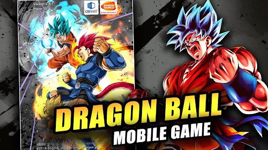 DRAGON BALL LEGENDS (MOD APK, 1 Hit Kill/1 Turn Win/All SubQuests Completed) v3.2.0 1