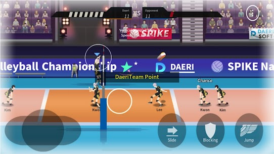 The Spike Mod APK – Volleyball Story (Unlimited Money) 6
