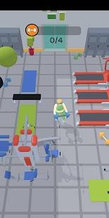 Schermata di Hype Gym Inc.