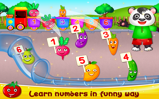 Code Triche Baby Numbers Learning Game (Astuce) APK MOD screenshots 3