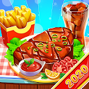 Cooking Food Chef & Restaurant Games Craze