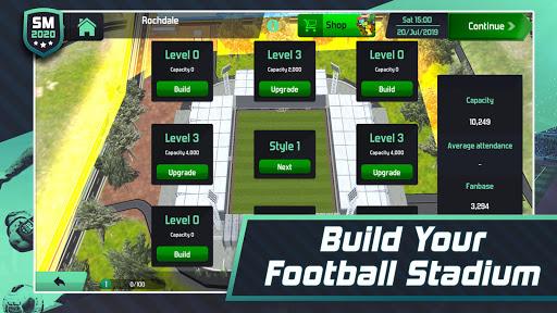 Soccer Manager 2020 - Football Management Game 1.1.13 screenshots 4