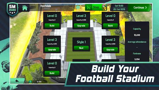 Soccer Manager 2020 - Football Management Game Mod Apk