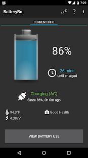 BatteryBot Battery Indicator