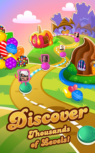 Candy Crush Saga goodtube screenshots 20