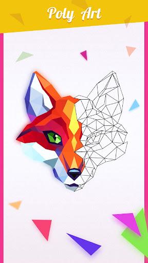 color artbook: number & puzzle screenshot 3