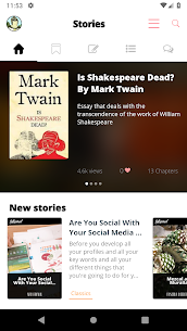 Inkspired – Read free books and stories 3.4.10 APK + MOD (Unlocked) 2