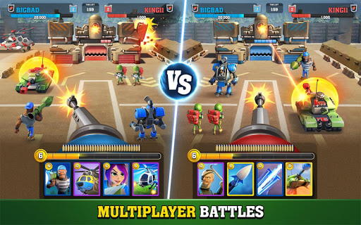 Mighty Battles apkpoly screenshots 3