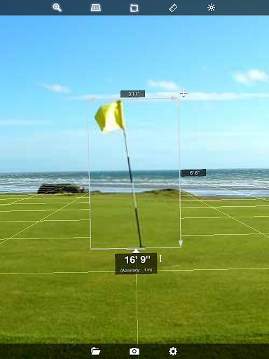 EasyMeasure - Camera Distance Tape Measure & Ruler apktram screenshots 13