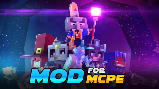 Mods for Minecraft PE by Friday screenshots 11