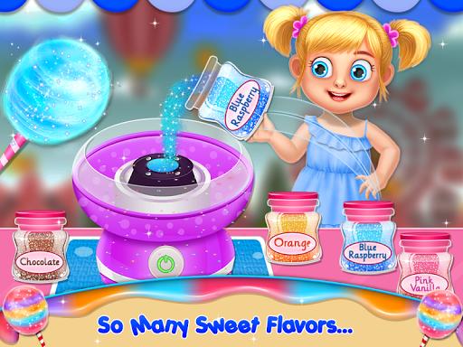 My Sweet Cotton Candy Carnival Shop  screenshots 8