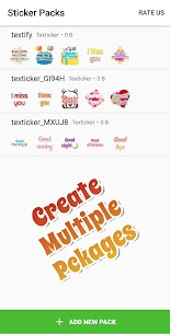 Texticker Create Text Stickers For Pc – Free Download (Windows 7, 8, 10) 2