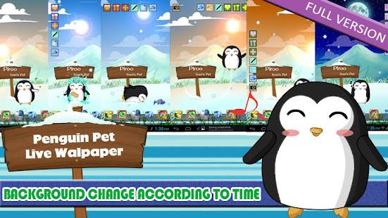 Penguin Pet LWP Free