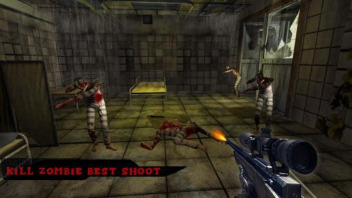 Ultimate Zombie 3D FPS Shooting Screenshot 1