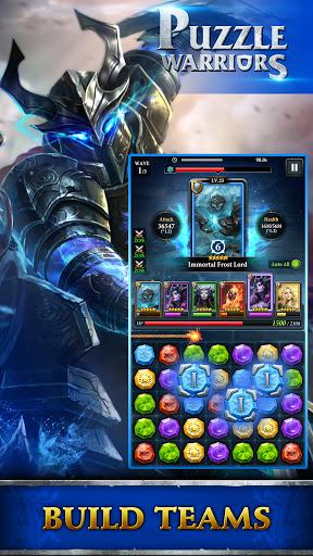 Puzzle Warriors  screenshots 1
