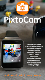 PixtoCam for Wear OS Screenshot