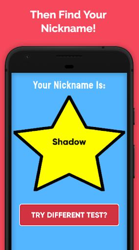 Find Your Nickname  screenshots 2