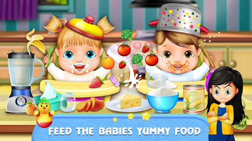 Babysitters Baby Care: Baby Sitter Games  screenshots 1