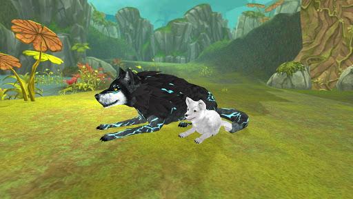 Code Triche Wolf: The Evolution - Évolution de loups : RPG APK Mod screenshots 1
