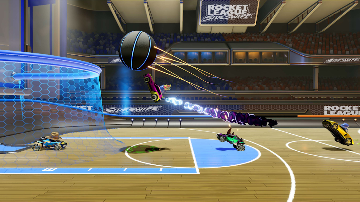 Rocket League Sideswipe APK 1.0 1