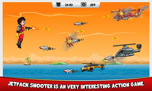 JetPack Shooter For PC Windows (7, 8, 10, 10X) & Mac Computer Image Number- 15